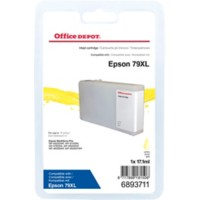 Office Depot Compatibel Epson 79XL Inktcartridge Geel
