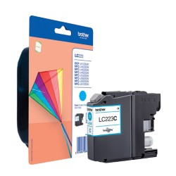 Brother LC223C Origineel Inktcartridge Cyaan