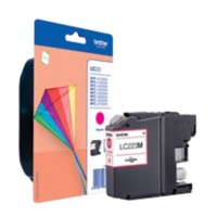Brother LC223M Origineel Inktcartridge Magenta