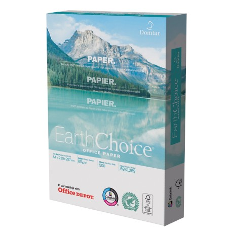 Earth Choice Papier A4 80 g/m² Wit 500 vel