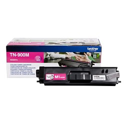 Brother TN-900M Origineel Tonercartridge Magenta