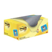 Post-it Notes 38 x 51 mm Canary Yellow Geel 100 Vellen Voordeelpak 16 + 4 GRATIS