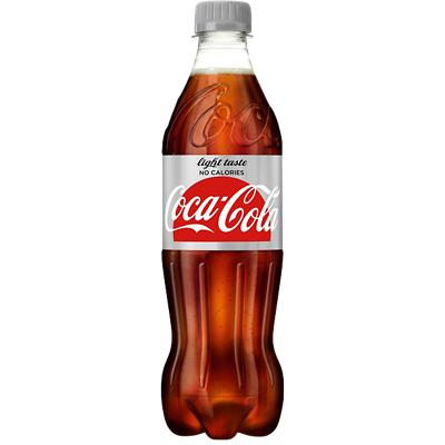 Coca-Cola Frisdrank Light 12 Flessen à 500 ml