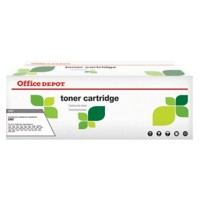 Office Depot Compatibel OKI 44574702 Tonercartridge Zwart