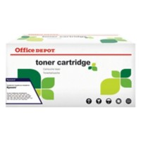 Originele Office Depot Kyocera TK-580Y Tonercartridge Geel