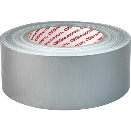 Niceday Ducttape DT-4850S 48 mm x 50 m Zilver