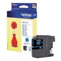 Brother LC121C Origineel Inktcartridge Cyaan