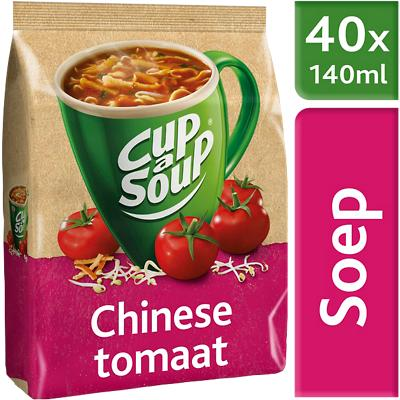 Cup-a-Soup Dispenserzak Chinese Tomaat 653 g