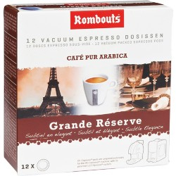 Rombouts Expresso pads Grand reserve