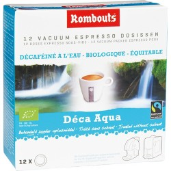 Rombouts Expresso pads Decafe