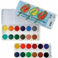 Talens Aquarelverf Watercolour Kleurenassortiment