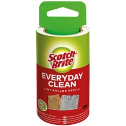 Scotch-Brite Kledingroller 70 x 90 mm Zwart, wit