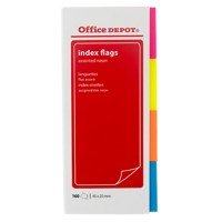 Office Depot Indexen 2,5 x 4,8 x 5 cm 160 Strips