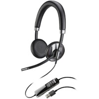 Plantronics Blackwire C725-M USB Headset met kabel zwart