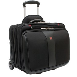 "Wenger Laptoptas Patriot 17"" Zwart"