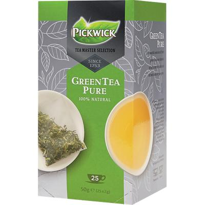 Pickwick Green Tea Thee 25 Stuks à 2 g