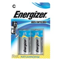 Energizer Batterijen Eco Advanced C 2 Stuks