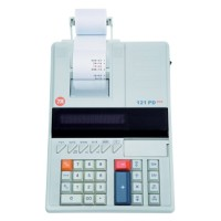 Triumph-Adler Printrekenmachine 121 PD Eco 12-cijferige display Wit