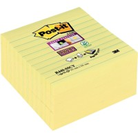 Post-it Zelfklevende notes 101 x 101 mm Geel 5 Stuks à 90 Vellen