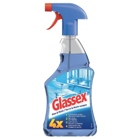 Glassex Multireiniger spray 47581392 2 Stuks à 0.75 L