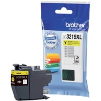 Brother LC3219XLY Origineel Inktcartridge Geel