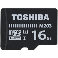 Toshiba Micro SDHC Geheugenkaart M203 16 GB