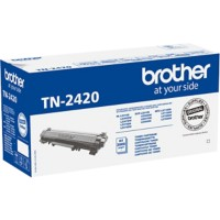 Brother TN-2420 Origineel Tonercartridge Zwart