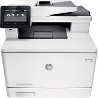 HP LaserJet Pro M477fdn Kleuren Laser All-in-One Printer A4