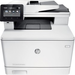 HP laserjet pro M477fdn kleuren laser all-in-one printer