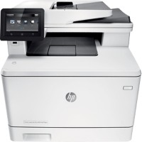 HP LaserJet Pro M477fdw Kleuren Laser All-in-One Printer