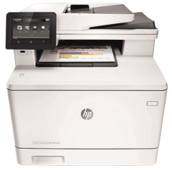 HP laserjet pro M477fnw kleuren laser all-in-one printer