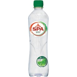 Spa Mineraalwater Touch of Mint 12 flessen à 500 ml