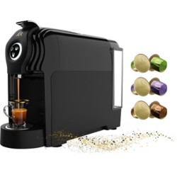 L'OR koffiemachine Lucente Pro + 500  capsules lungo