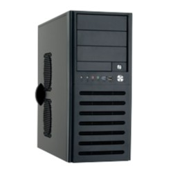 JOY-iT Desktop PC Intel Server A Intel Core i5-6500 Quad-Core 4 x 3,6 GHz Intel® HD Graphics 2 TB Windows 10 Pro