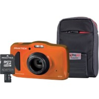 Praktica Camera WP240-OR 20 megapixel Oranje