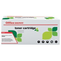 Office Depot Compatibel Canon 731 Tonercartridge Zwart
