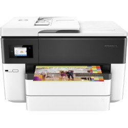 HP officejet 7740 kleuren inkjet multifunctionele printer