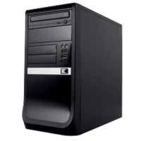 JOY-iT Desktop PC Skylake 4400 A Intel® Pentium Dual-Core G4400 (2x 3,3 GHz) Intel® HD Graphics 500 GB