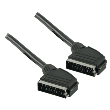 Valueline Scart kabel Male 3 m
