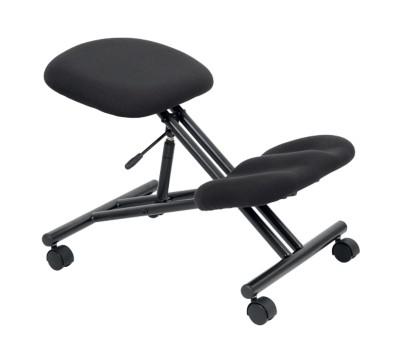 Ergonomische Bureaustoel Kniestoel.Realspace Kniestoel Frame En Zitting Zwart Viking Direct Nl