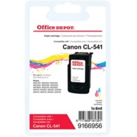 Office Depot Compatibel Canon CL-541 Inktcartridge Kleur