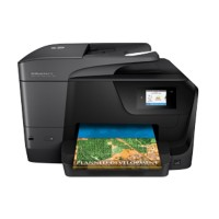 HP Officejet Pro 8710 Kleuren Inkjet All-in-One Printer A4