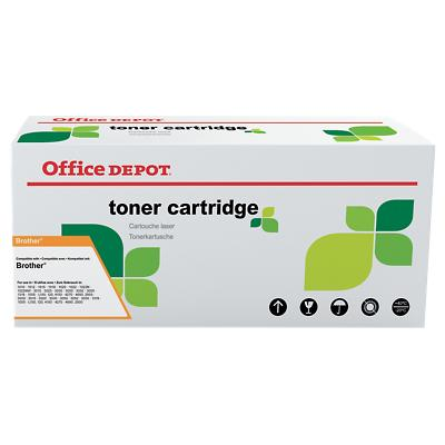 Originele Office Depot Brother TN-326B Tonercartridge Zwart