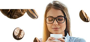 Alles voor uw koffiepauze - voor een frisse dosis energie