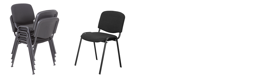 Niceday Bezoekers- of Conferentiestoelen ISO Basic