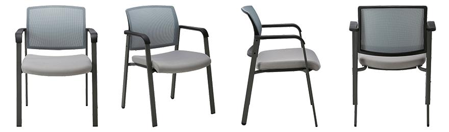 Realspace Bezoekersstoel Lotus