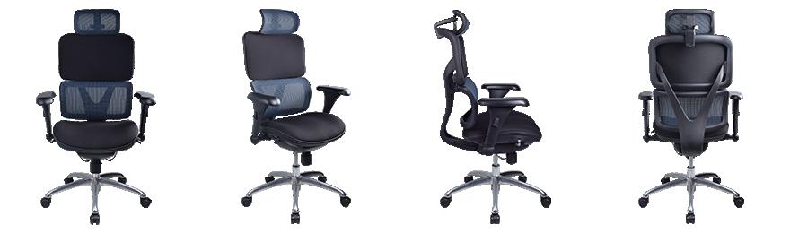 WorkPro Nimbus Ergonomische stoel