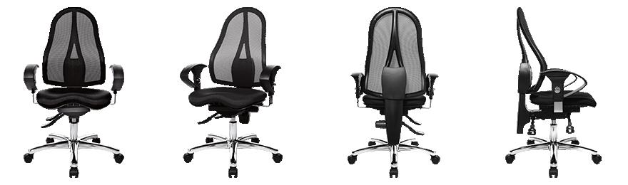 TopStar Bureaustoel Sitness 15