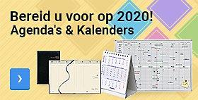 Bereid u voor op 2020!  - Agenda's & Kalenders