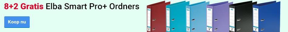 Elba Smart Pro+ Ordners 8+2 Gratis